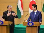 Orbán v Tokiu: Chápeme obavy Japonska zo severokórejskej atómovej hrozby