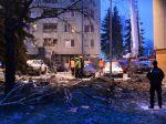 Polícia upozorňuje, že oficiálny účet pre zbierku po výbuchu zriadil Prešov