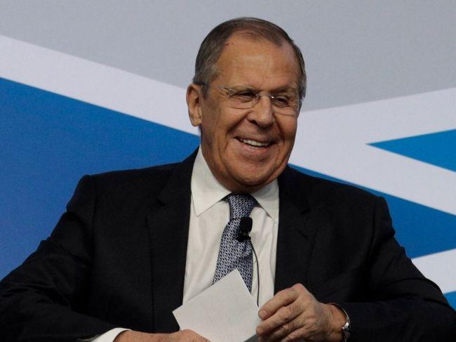 Lavrov sa budúci týždeň stretne vo Washingtone s Pompeom