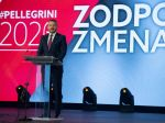 Pellegrini: Smer-SD je pripravený vyhrať voľby a ďalej viesť vládu