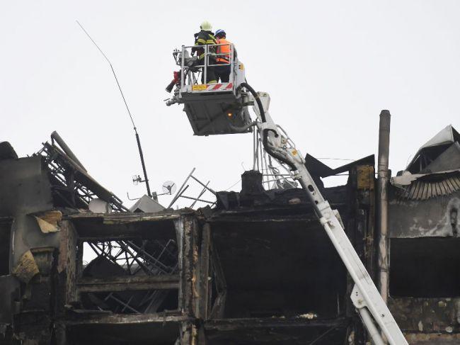 Hasiči nenašli ďalšie obete ničivého výbuchu a požiaru v Prešove