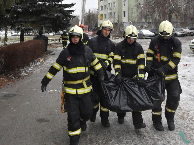 Počet obetí výbuchu plynu v Prešove opäť stúpol