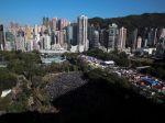 Protesty v Hongkongu trvajú už šesť mesiacov