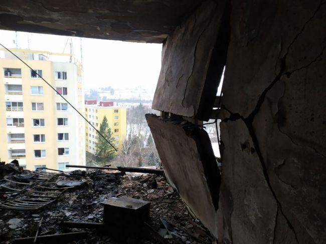 Prešovský samosprávny kraj vyčlenil 50.000 eur na pomoc po výbuchu plynu v bytovke