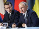 Putin a Zelenskij rokovali o novej zmluve o plyne, k dohode však nedošlo
