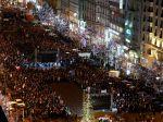 Babišovu rezignáciu požadovali v Prahe desaťtisíce ľudí