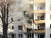 Pri explózii v bytovke zomrel jeden človek, 15 ľudí je zranených