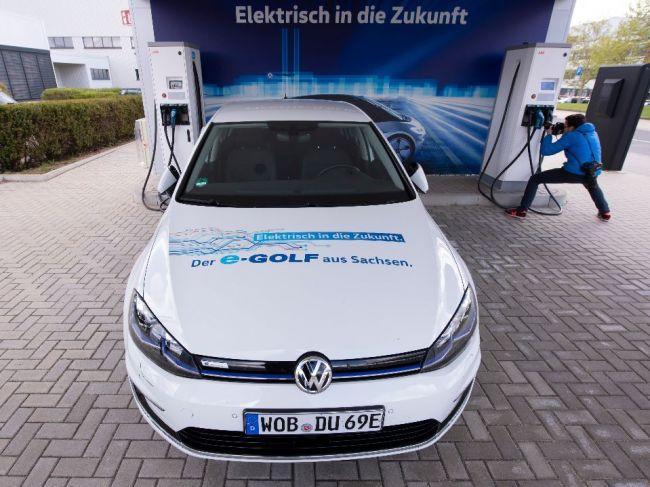 Volkswagen akceleruje svoje plány týkajúce sa produkcie elektrických áut