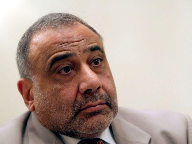 Iracký premiér Mahdí: Americký útok vyvolá