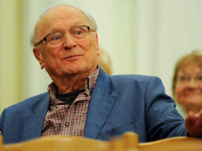 Legenda slovenskej filmovej kamery Stanislav Szomolányi sa dožíva 85 rokov
