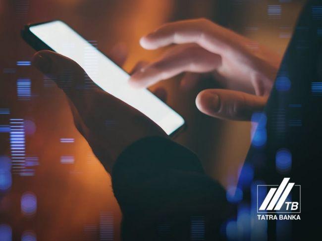 Tatra banka má dočasný výpadok mobilných aplikácií