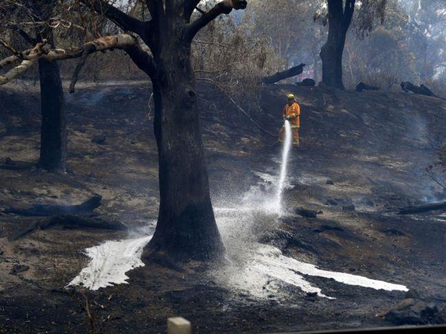 Melbourne má po požiaroch najhoršiu kvalitu ovzdušia na svete