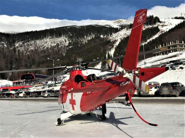 V lyžiarskom stredisku Jasná došlo k tragédii
