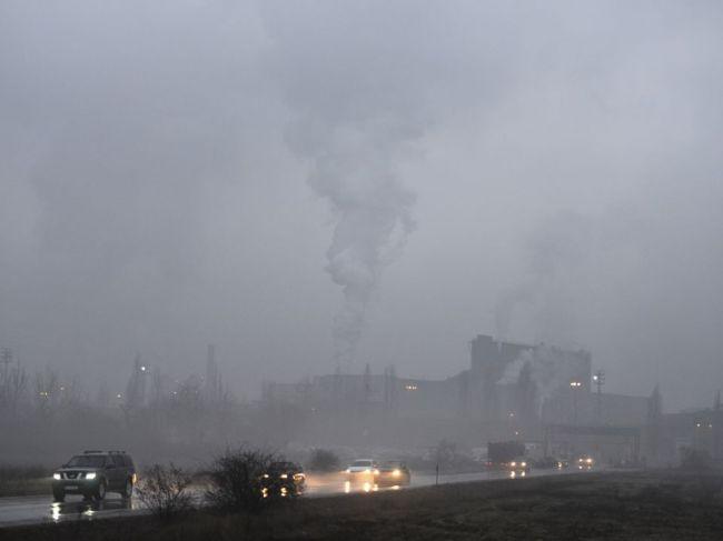 V Ružomberku a okolí platí upozornenie pred smogovou situáciou