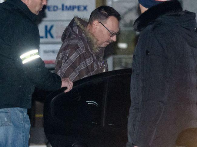 Polícia navrhla väzobné stíhanie Trnku