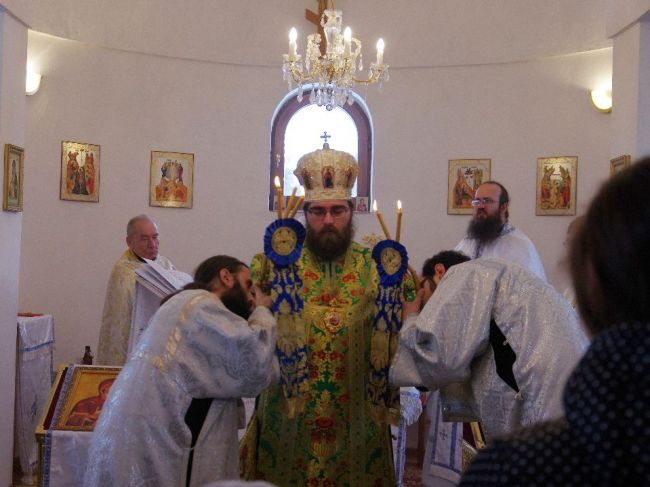 Pravoslávni kresťania oslavujú Bohozjavenie