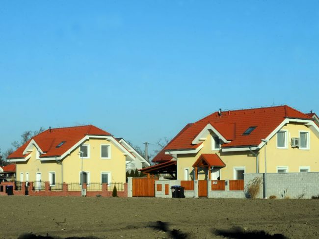 Až 70 % Slovákov vlastní nehnuteľnosť, ktorá nie je zaťažená hypotékou