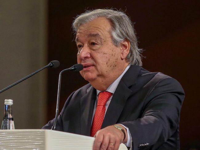 Guterres: Je potrebné zabrániť občianskej vojne v Líbyi