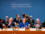 Merkelová: Na konferencii o Líbyi padla dohoda o dodržiavaní zbrojného embarga