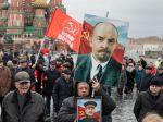 Ľudskoprávni aktivisti v Rusku sú za pochovanie Leninovho tela