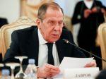 Lavrov: NATO iniciuje dosť nebezpečnú hru