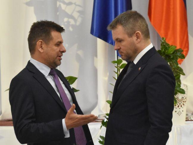 Premiér reagoval na nočný incident s Lászlóm Sólymosom