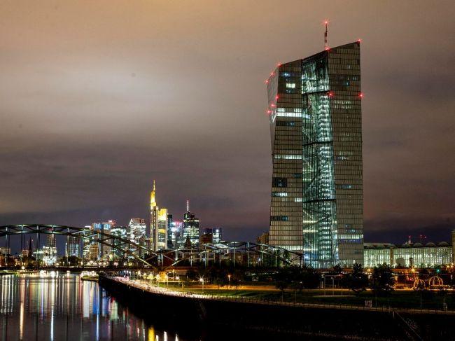 Nastavenie úrokových sadzieb ECB sa v najbližších rokoch nezmení