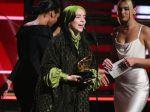 Speváčka Billie Eilish získala Grammy v štyroch hlavných kategóriách