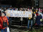 Štrajkujúci pedagógovia v Martine sa vrátia do školy