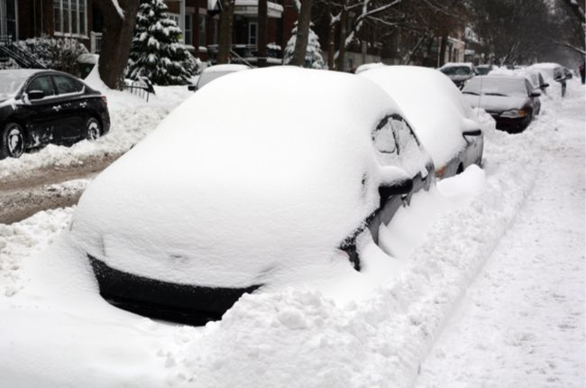 SHMÚ upozorňuje na poľadovicu a sneženie, na týchto miestach napadne 15 cm nového snehu