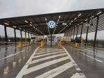 Blokáda hraničných priechodov môže viesť k výpadkom výroby vo Volkswagene