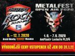 Dnes končia výhodnejšie vstupenky na MASTERS OF ROCK i METALFEST OPEN AIR