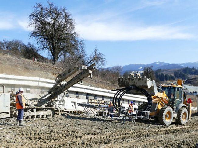 Národná diaľničná spoločnosť vyhlásila súťaž na hlavnú trasu úseku D1 s tunelom Višňové