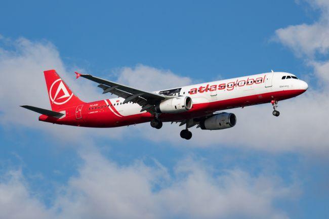 Turecká letecká spoločnosť Atlasglobal vyhlásila bankrot a zastavila všetky lety