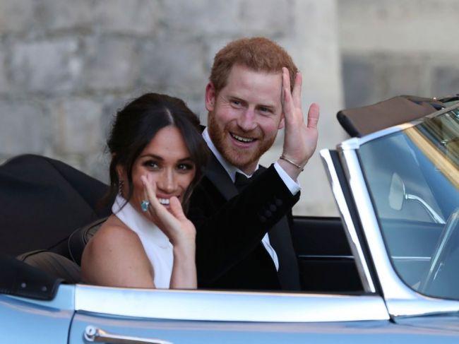 Harry a Meghan zatvárajú svoju kanceláriu v Buckinghamskom paláci