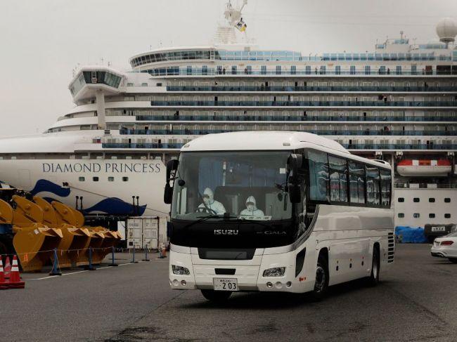 Spojené štáty evakuujú svojich občanov z lode Diamond Princess