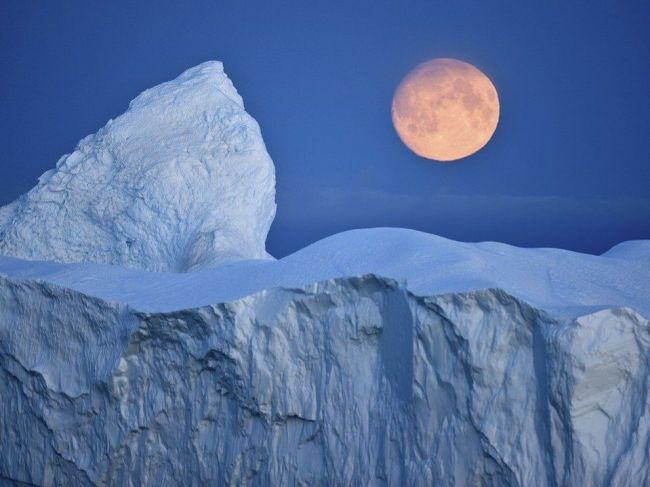 Mierna zima v našom klimatickom pásme napomáha tvorbe ľadu v Arktíde