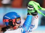 Fantastická Vlhová vyhrala slalom v Kranjskej Gore