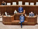 Andrej Danko opätovne prerušil rokovanie parlamentu