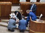 Igor Matovič reagoval na obštrukcie nezaradených poslancov okolo Miroslava Beblavého