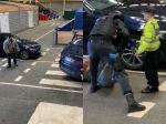 Video: Polícia fingovala zatknutie lúpežníkov. Mohol za to 7-ročný chlapec