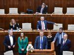 Poslancov celý deň zamestnala diskusia ku skrátenému režimu k 13. dôchodku