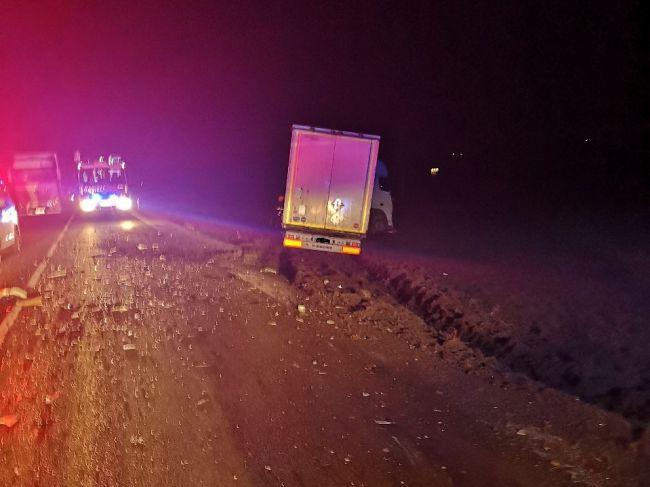Pri dopravnej nehode vyhasol život 23 ročného muža