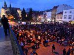Na zhromaždení za Jána a Martinu v Košiciach zaznela výzva na účasť vo voľbách