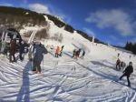 Video: Na lyžiarskom svahu sa premávala divá zver, lyžiari neverili vlastným očiam