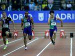 Volko v Madride na 60 m prekonal slovenský rekord o dve stotiny