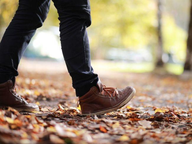 Nezvyčajné účinky 20-minútovej prechádzky