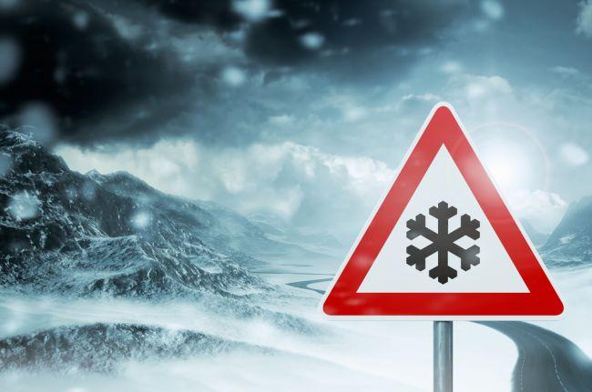 Slovenský hydrometeorologický ústav vydal viacero výstrah