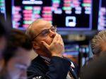 Wall Street má za sebou najhorší týždeň od finančnej krízy v roku 2008