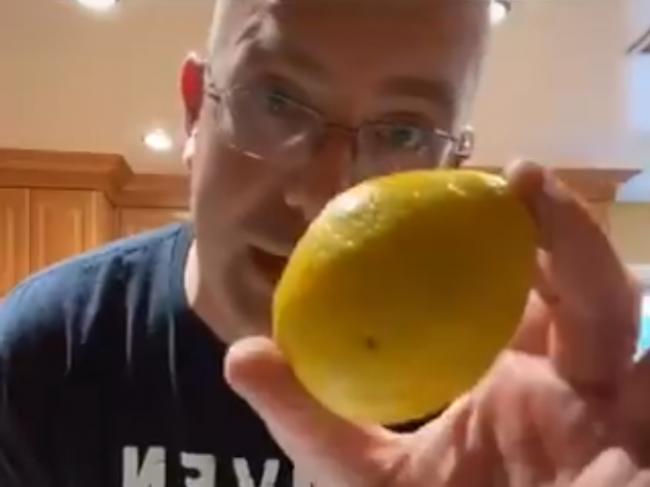 Video: Ako zastaviť záchvat paniky pomocou citróna